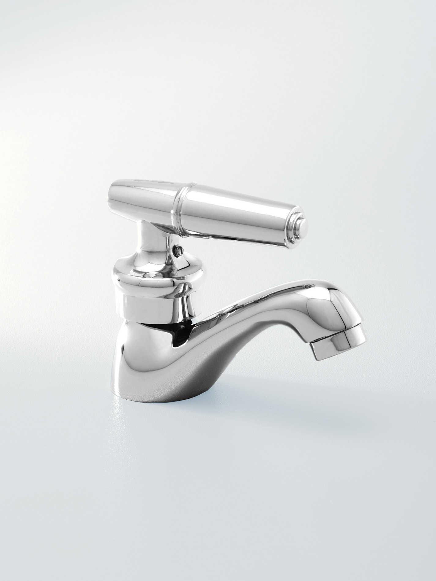 Corvus llave sencilla para lavamanos edesa for Llave sencilla para lavabo