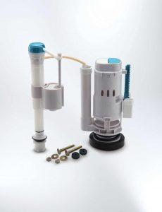 Herraje Conserver Dual Flush