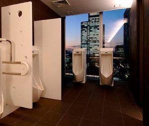 urinario largo
